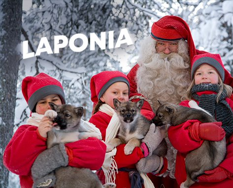 Circuitos por Laponia
